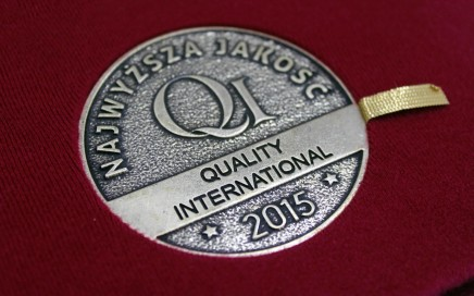 Quality International 2015 Award