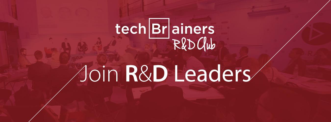 RnD Club Tech Brainers